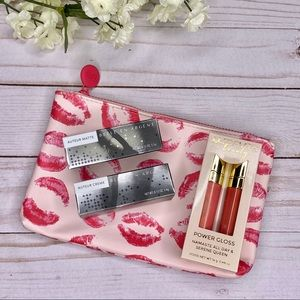 Jules Smith & Belle En Argent Lipstick Set + Bag